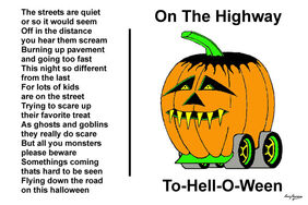 On the Highway to Hell-O-Ween