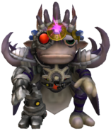King Grochius II