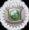 Terra-Wrangler badge
