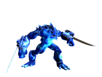 Warrior vex