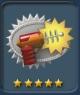 Warmonger badge