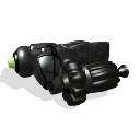 Borg War Frigate