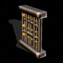 File:Gold Vault Door.png