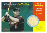 2006 Topps Her CC MH