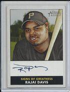 2007 Bowman Her SG RD