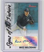 2007Bowman Baseball SOTF RO