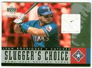 2001 UD GG Slug Choice IR