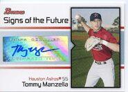 2008 Bowman Baseball SOTF TM