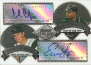 2007 Bowman Sterling Dual LC