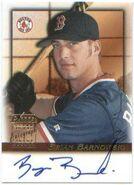 2001 Bowman Baseball Auto BA-BB