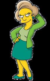 Edna Krabappel (Official Image)