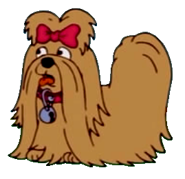 File:Milhouse's Dog (Official Image).PNG
