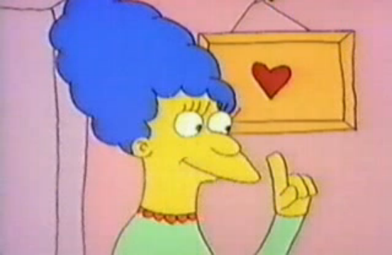 File:Marge Simpson (First Appearance) (Ullman Shorts).PNG