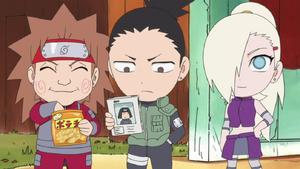 Team Asuma anime