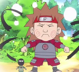 Choji expanison jutsu anime