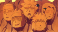 Hokage's dissappointed