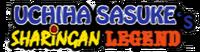 Sasuke Uchiha's Sharingan Legend Wiki-wordmark