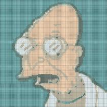 Professor Farnsworth Futurama