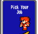 Pick Your Job