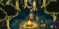 Chrono Trigger campfire