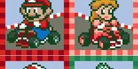Super Mario Kart Coasters
