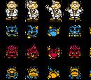 Dr. Mario Sprites