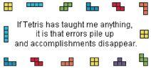 Tetrilosophy Tetris