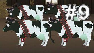 South Park - The Stick of Truth Прохождение 9. Теперь я гот, эльф и убиваю коров Гитлера