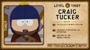 Craig Character Card