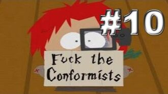 South Park - The Stick of Truth Прохождение 10. Fuck the Conformists