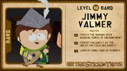 Jimmy Character Card