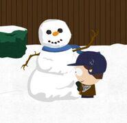 Francis snowman