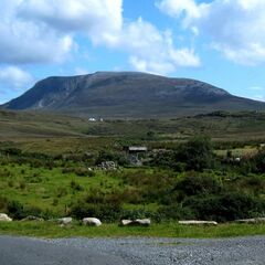 Muckish Mountain, Ireland