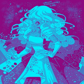 Sapphire (from Steven Universe) by Chrono Manipulatory