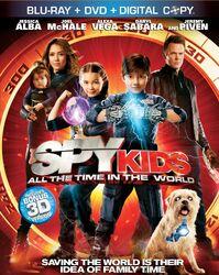 Spy Kids 4 Blu-Ray