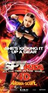 Rowan Blanchard in Spy Kids: All the Time in the World
