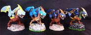 Crabfu-dragons