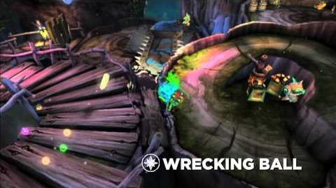 Skylanders Spyro's Adventure - Meet the Skylanders Wrecking Ball