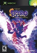 Spyro A New Beginning Xbox