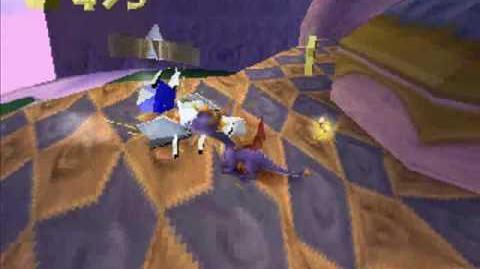 Spyro the Dragon -15- High Caves