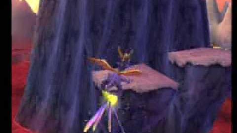 Spyro 2 Orbs Skelos Badlands Dem bones