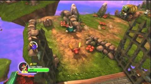 Skylanders Commentary 01 Spyro's Adventure Walkthrough - Shattered Island