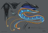 A energy snake
