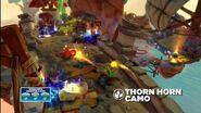 Skylanders Swap Force - Meet the Skylanders - Thorn Horn Camo (Fruit Punch)