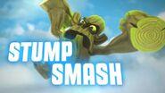 Stump Smash Logo