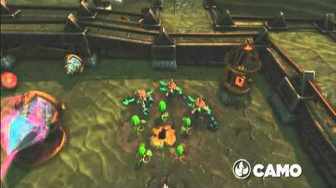 Skylanders Spyro's Adventure - Camo Preview Trailer (Fruit Punch)