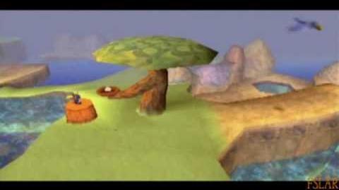 Spyro 2 Ripto's Rage! - 100% - Mystic Marsh - Part 2