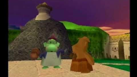 Spyro Ripto's Rage Idol Springs Intro and Extro