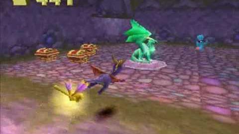 Spyro the Dragon -14- Alpine Ridge