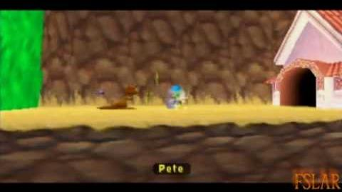 Spyro Year of the Dragon - 100% - Desert Ruins